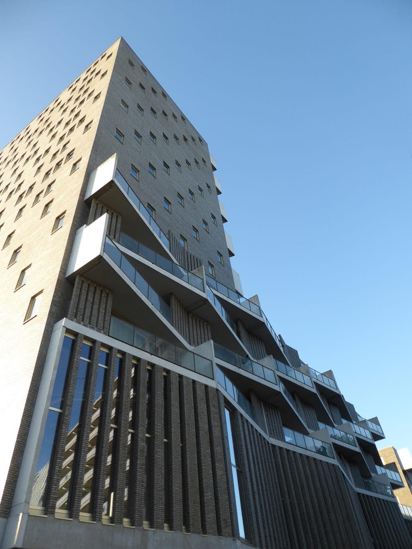 De Kameleon Karspeldreef Amsterdam hoogbouw