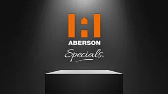 logo van de Aberson specials