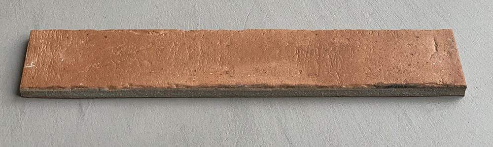 Geprinte steenstrip is een bijzondere soort steenstrip