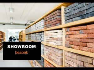 Beeld van de showroom van Aberson