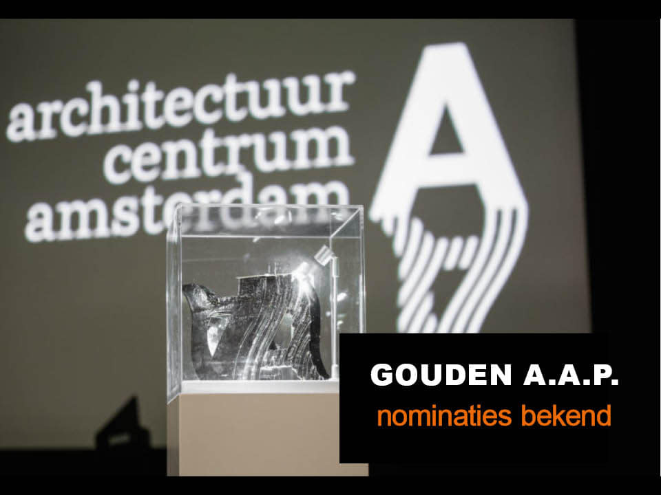 Award gouden aap