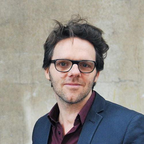 Marnix van der Meer- architect