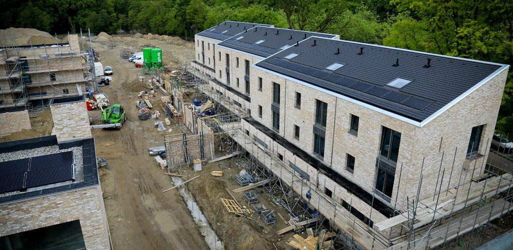Strijp R bouw- Hendriks Bouw - Aberson - gevelstenen
